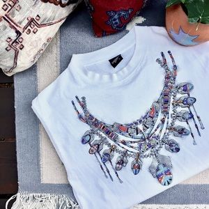 Vintage Southwest Aztec Graphic Tee